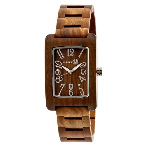 EARTH Men's Wristwatch Green - image 1 of 3