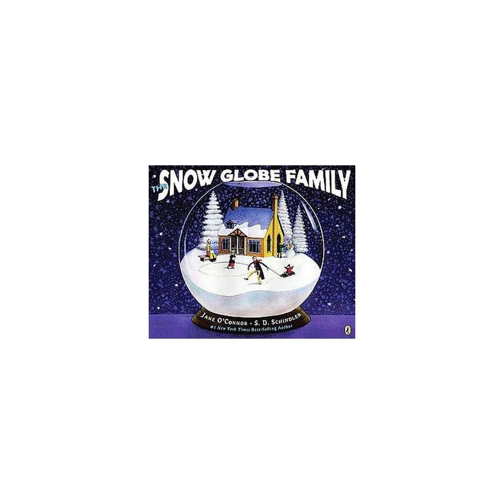 Snow Globe Family (Reprint) (Paperback) (Jane O'Connor) Oh, when will it snow again? wonders the little family who lives in the snow globe. They long for a snowstorm if only someone in the big family would pick up the snow globe and give it a shake. Baby would love to. She notices the little family, but the snow globe is too high for her to reach. But then Baby is alone during a snowstorm. Will the snow globe family get a chance to go sledding, too?