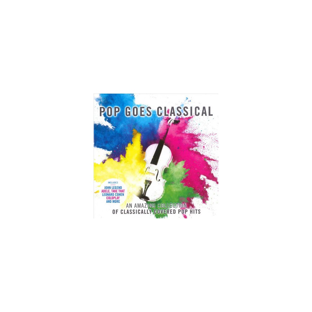 Royal Liverpool Phil - Pop Goes Classical (CD)