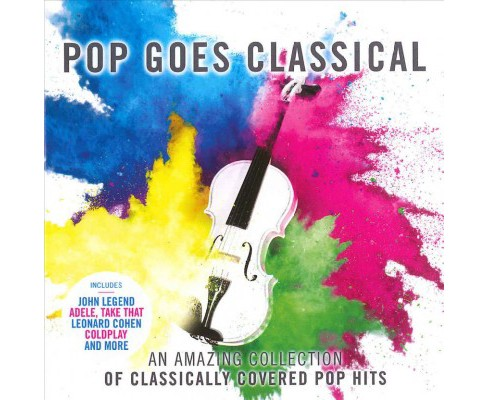 Royal Liverpool Phil - Pop Goes Classical (CD) - image 1 of 1