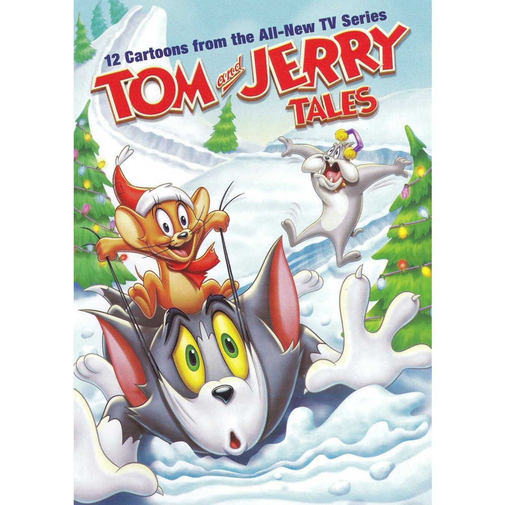 Tom and Jerry: Tales, Vol. 1 (dvd_video)