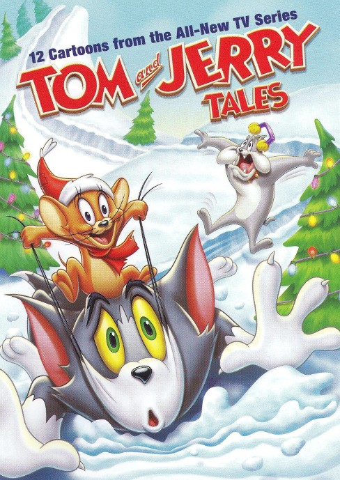 Tom and Jerry: Tales, Vol. 1 (dvd_video) - image 1 of 1