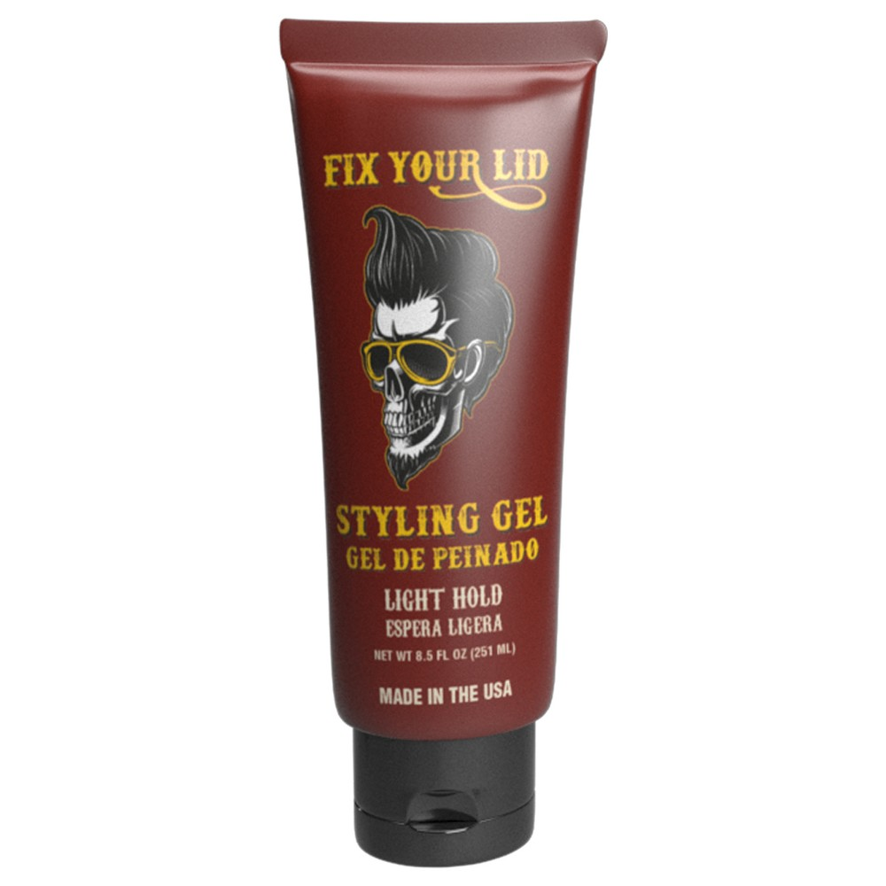 Image of Fix Your Lid Light Hold Styling Gel - 8.5 fl oz