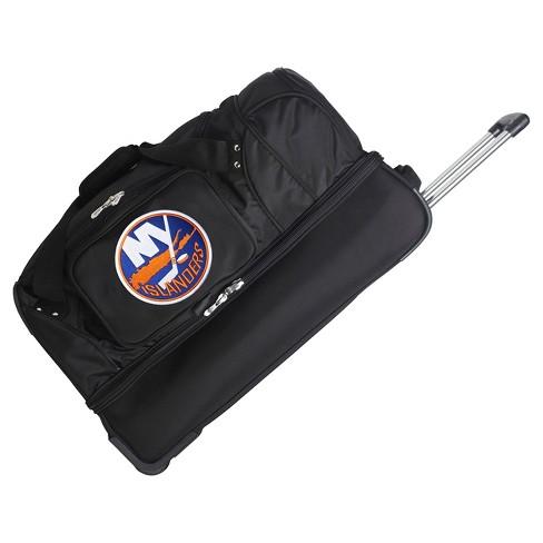"NHL New York Islanders Mojo 27"" Rolling Drop Bottom Duffel Bag - image 1 of 2"