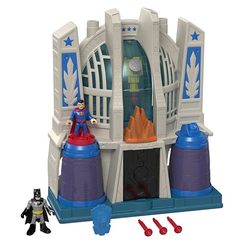 Fisher-Price Imaginext DC Super Friends Hall of Justice - image 1 of 13