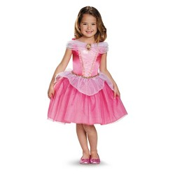 Girls Disney Princess Rapunzel Classic Halloween Costume M