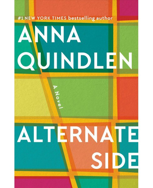 Alternate Side -  by Anna Quindlen (Hardcover) - image 1 of 1