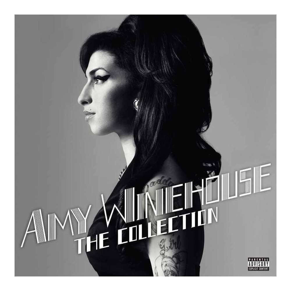 Amy Winehouse The Collection 5 Cd Box Set