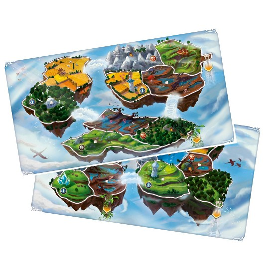 Small World: Sky Islands Expansion Board Game image number null