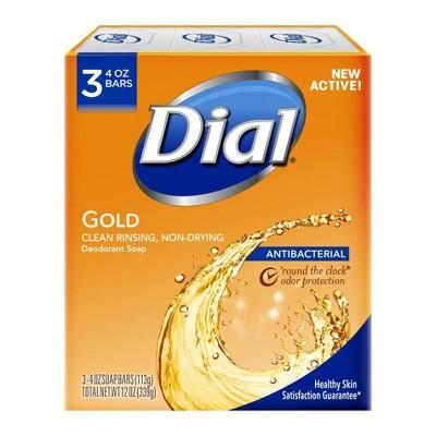 Bar Soap: Dial Gold Antibacterial