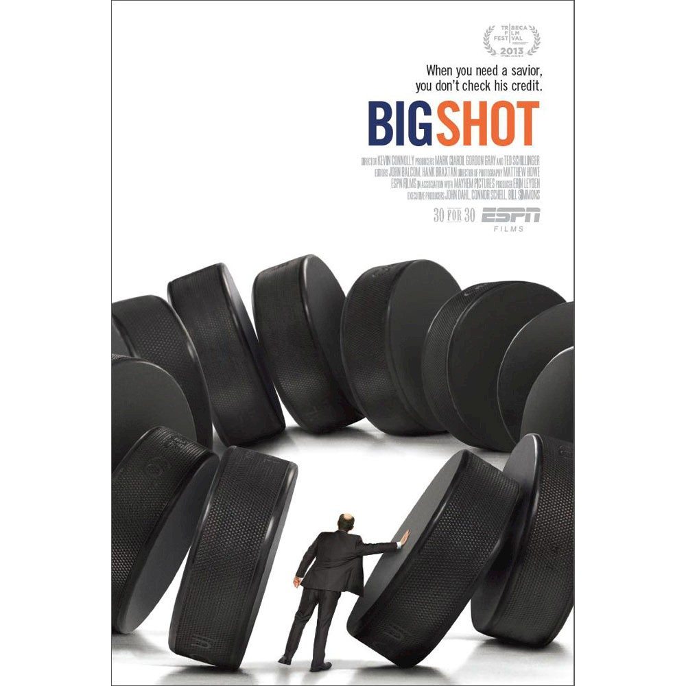 Espn Films 30 For 30:Big Shot (Dvd)