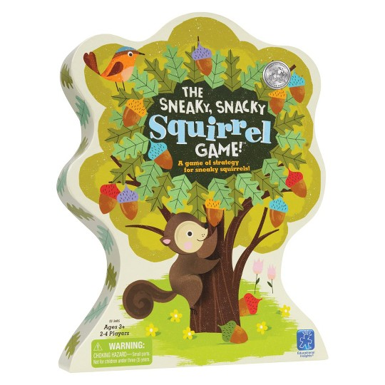 The Sneaky, Snacky Squirrel Game! image number null