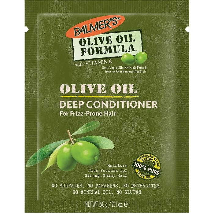 Palmer's Olive Oil Formula Deep Conditioner - 2.1oz : Target