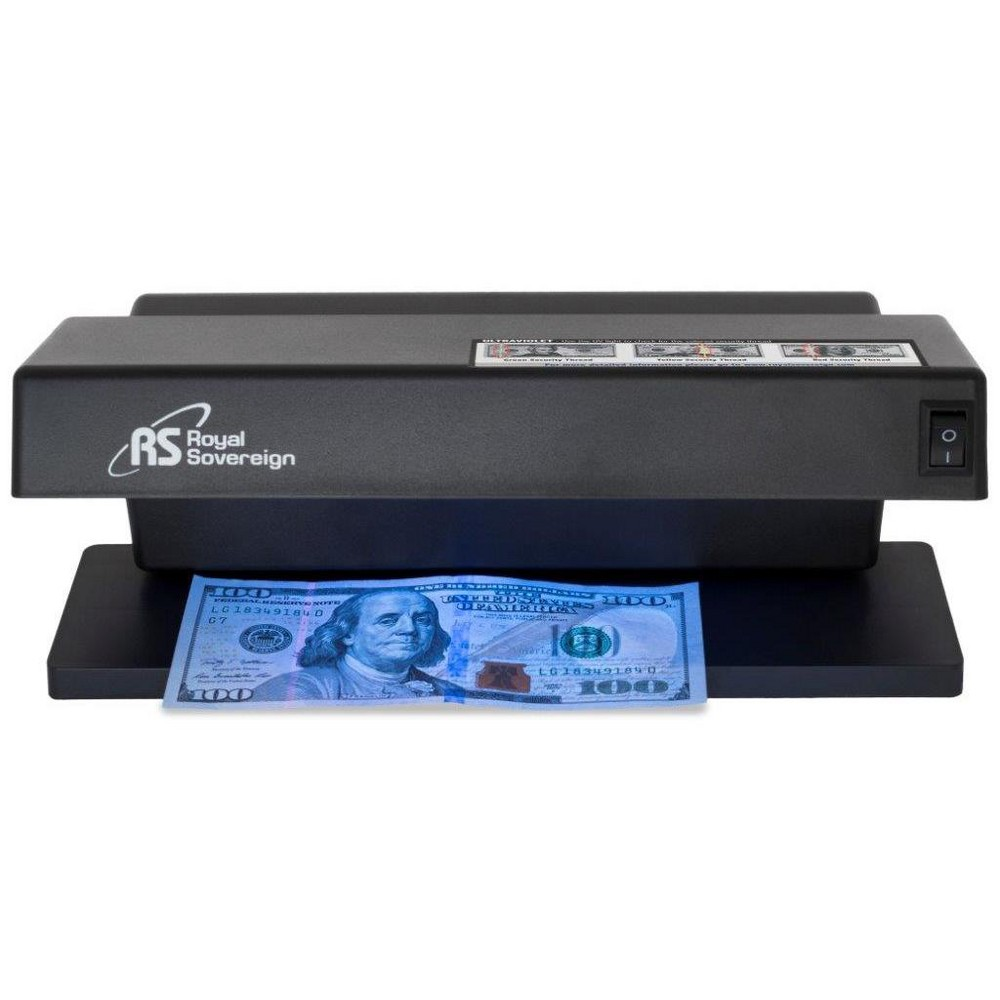 Image of Royal Sovereign Ultraviolet Counterfeit Detector (RCD-1000)
