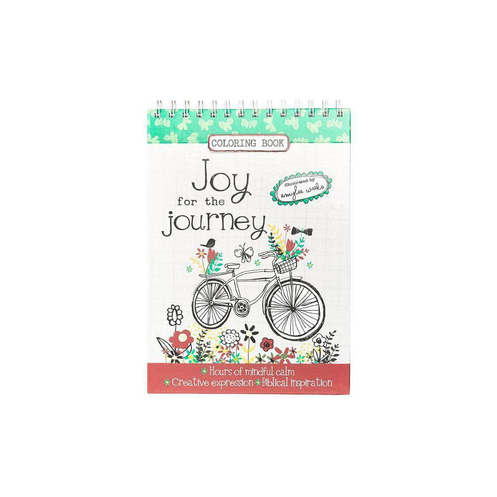 Joy For The Journey Hardcover