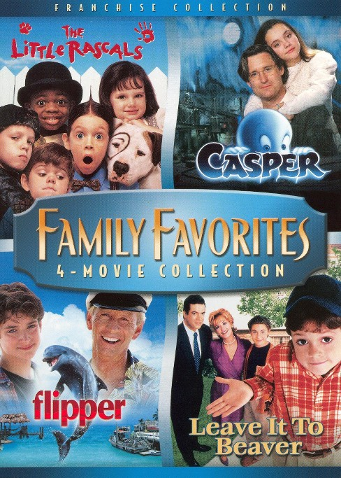 Family Favorites 4-Movie Collection [Widescreen] [2 Discs] - image 1 of 1