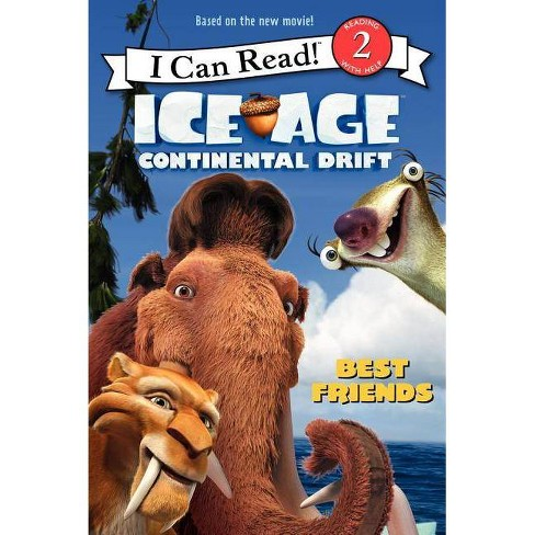 Ice Age: Continental Drift: Best Friends - (I Can Read Level 2) by  J E Bright (Paperback) - image 1 of 1