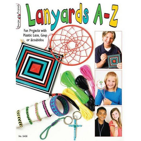 Lanyards A-Z - by  Suzanne McNeill (Paperback) - image 1 of 1