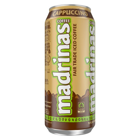 Madrinas Coffee Cappuccino - 15 fl oz Can - image 1 of 1