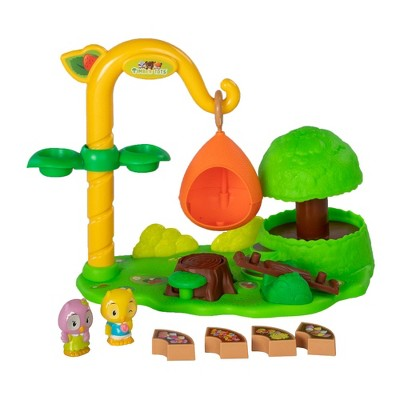 Fat Brain Toys Timber Tots Enchanted Park