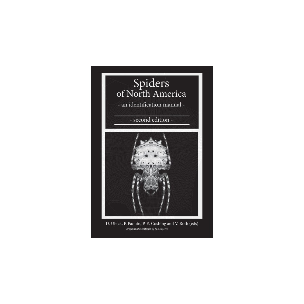 Spiders of North America : An Identification Manual (Paperback)