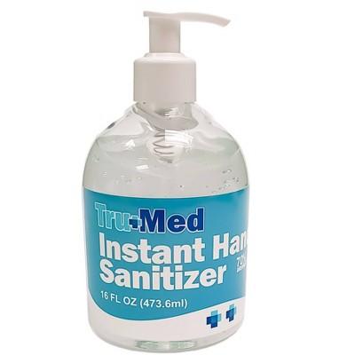 Tru+Med Hand Sanitizer Pump - 16 fl oz