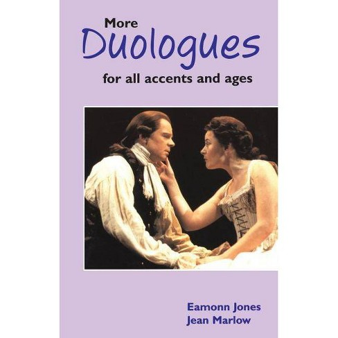 More Duologues for All Accents and Ages - (Audition Speeches) (Paperback) - image 1 of 1