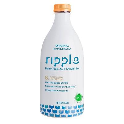 Ripple Dairy-Free Original Milk - 48 fl oz