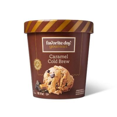 Cold Brew Ice Cream - 16oz - Favorite Day™