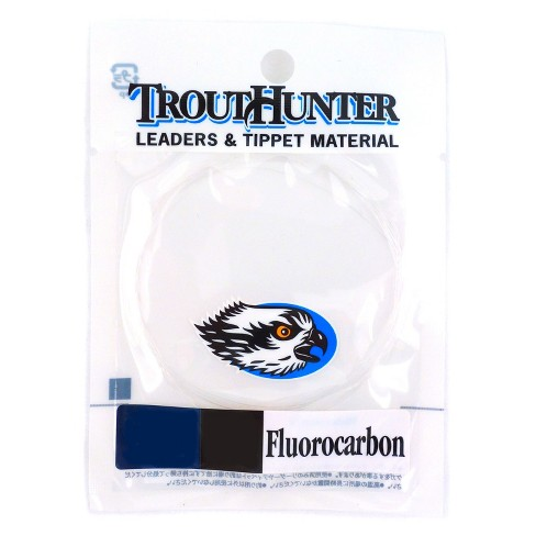TroutHunter Fluorocarbon Leader - 9' - 3pk - image 1 of 1