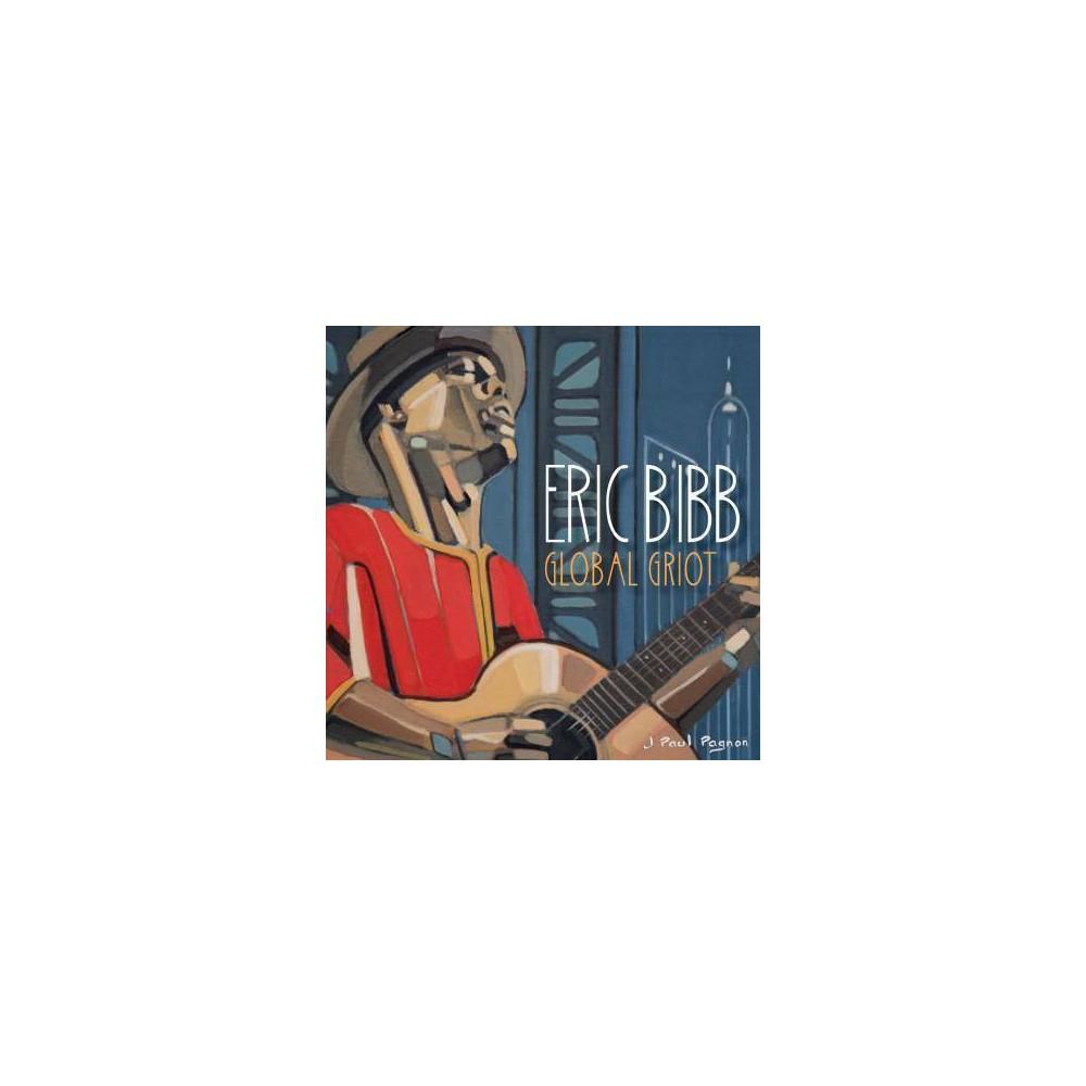 Eric Bibb Global Griot Cd