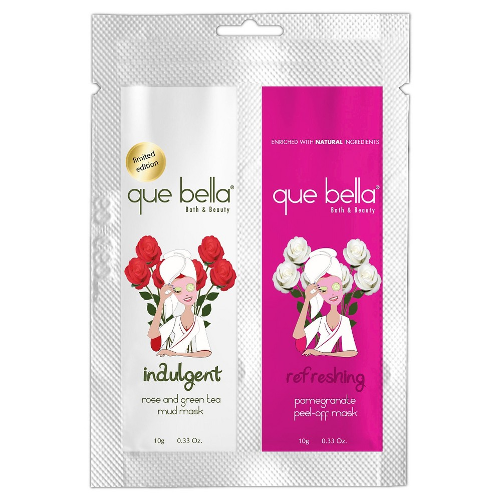 Que Bella Limited Edition Seasonal Duo Mask