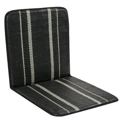Ventilated Standard Size Seat Cushion Black - Kool Kooshion