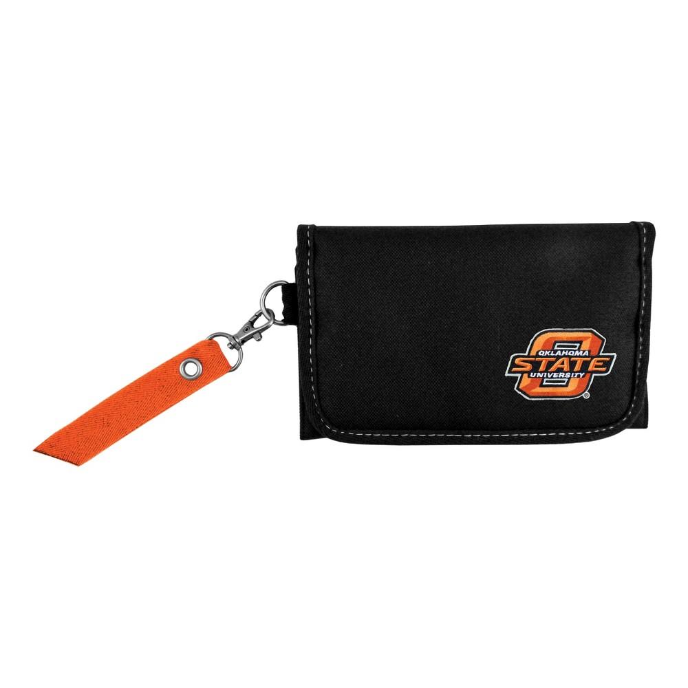 NCAA Oklahoma State Cowboys Ribbon Organizer Wallet, Adult Unisex