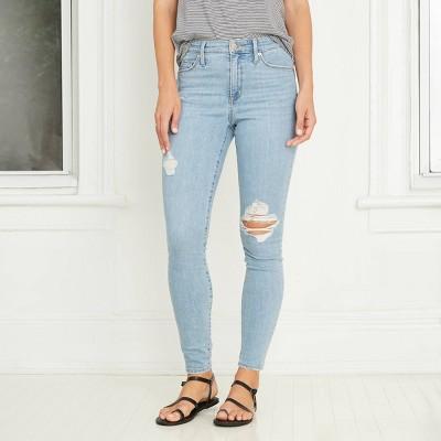 Women's Super-High Rise Skinny Jeans - Universal Thread™