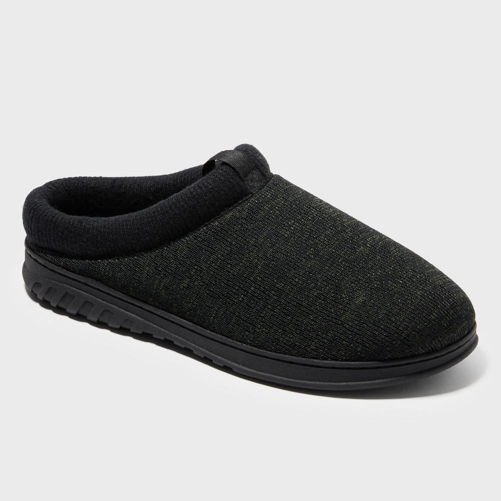 Men's Dearfoams Slide Slippers - Dark Forest L
