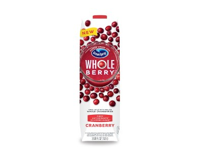 Fruit Juice: Ocean Spray Whole Berry