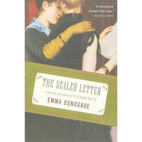 Sealed Letter - by  Emma Donoghue (Paperback) - image 1 of 1