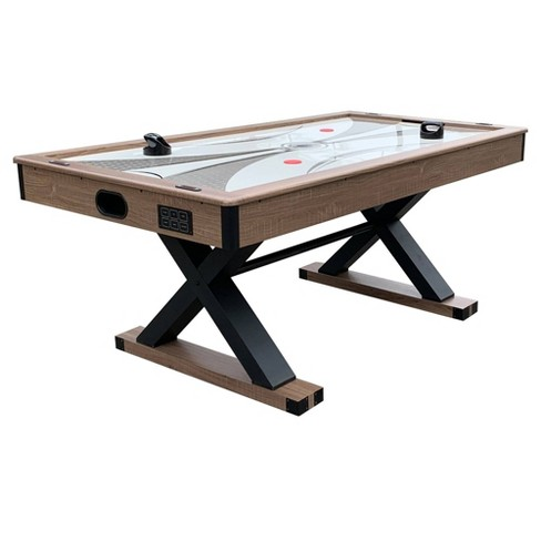 Hathaway 6' Excalibur Air Hockey Table with Table Tennis Top - image 1 of 4