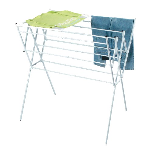 Home Solutions Expandable Drying Rack, Clear