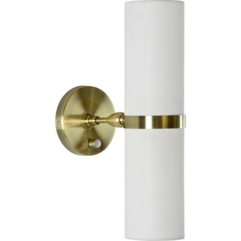 """Ren Wil WS038 Holtham 2 Light 15"""" Tall Wall Sconce - image 1 of 1"""