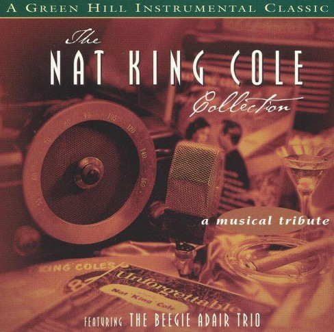 Beegie adair - Nat king cole collection (CD) - image 1 of 1