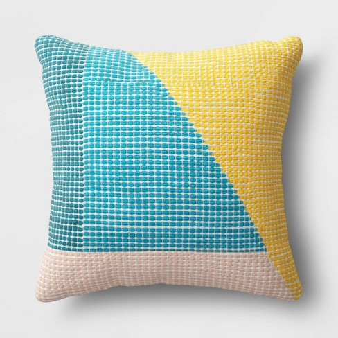 Colorblock Throw Pillow - Project 62™ - image 1 of 4