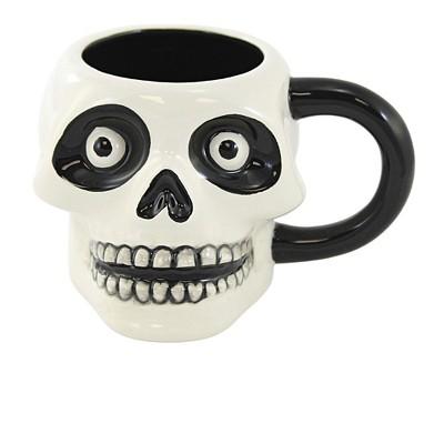 "Tabletop 3.75"" Scaredy Cat 3-D  Mug Halloween  Beverage Certified International  -  Drinkware"