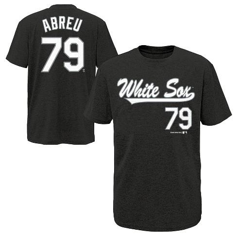 buy online c51ba fa9a0 Chicago White Sox Boys' Jos Abreu T-Shirt Jersey S