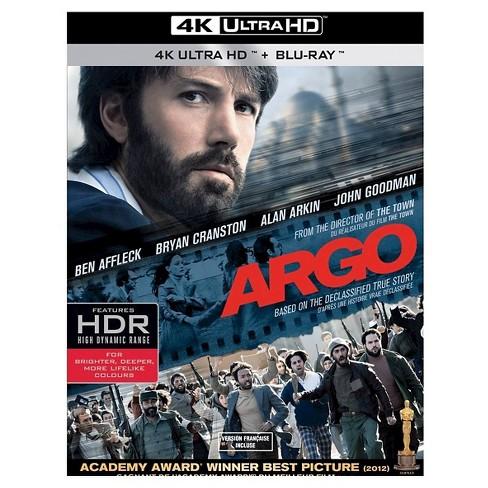 Argo (4K/UHD + Blu-ray + Digital) - image 1 of 1