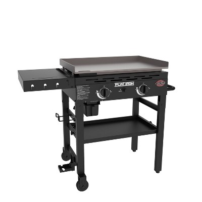 Char-Griller 2 Burner Outdoor Gas Griddle 8928