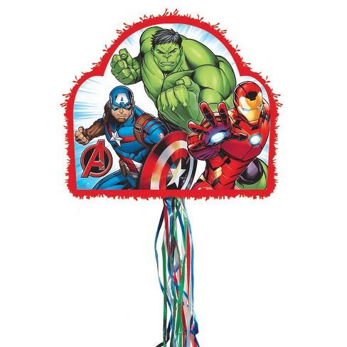 Avengers Pull String Pinata Kit - image 1 of 1
