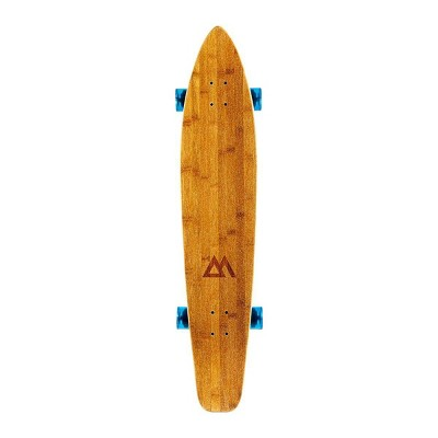 "Magneto Boards 44"" Kicktail Cruiser Skateboard - Blue"