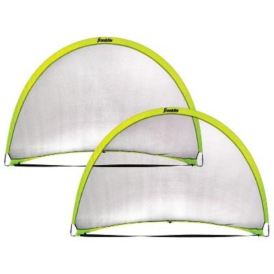 Franklin Sports 6' X 4' Pop Up Dome - 2pc